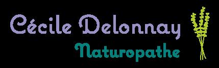 Logo Cécile Delonnay Naturopathe Aix-les-bains